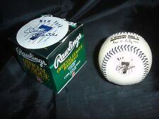 Mickey Mantle Commemorative Baseball Yankee Stadium 8-25-1996 NIB