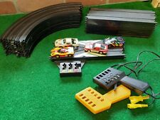 Tyco Ho Scale Slot Cars-Controllers-Track Lot
