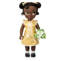 Oficial Disney store Princesa Tiana Animator's Colección Animator Muñeca 40cm