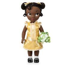 Official Disney Store Princess Tiana Animators Collection Animator Doll 40cm