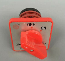 U2 Universal Grinding Machine Part Combination Switch 20A HZ8B-20/3/2