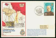 Mayfairstamps Great Britain 1973 Battle of Nile Henry Stanley Cover wwh_75095