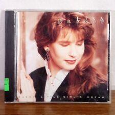 Lisa Brokop Every Little Girl's Dream CD Album 1994 Patriot playgraded OOP