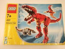 Lego®  Dino Forschungsstation Stick  Aufkleber  Set  5887  4656731  ***NEU*** LEGO Bauanleitungen