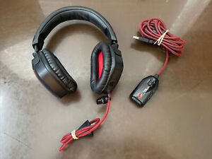 Madcatz Tritton Gears Of War 3 Performance Stereo Gaming Headset For Xbox 360