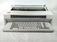IBM Wheelwriter 15 Series II 6783 Electric Typewriter Defective AS-IS For Parts