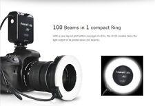 Aputure HC100 LED Light Macro Ring Flash for Canon Rebel T4i T3i T2i T1i XSi
