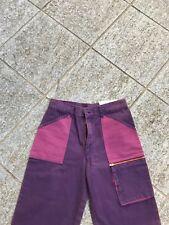 jeans LEVI'S vintage - nuovi con etichetta! lavaggio acid wash viola