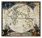 Map of Discovery, Eastern Hemisphere : Wall Maps World, Paperback by National...