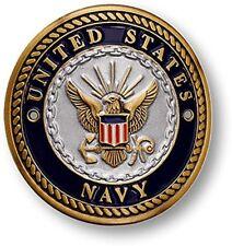 NEW U.S. Navy Hiking Stick Medallion.