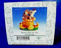 CHARMING TAILS Fritz & Floyd CHRISTMAS ORNAMENT Blossom Built For Two 98/226 NEW