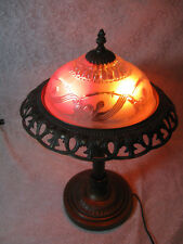 AMERICAN LIGHTING VICTORIAN PARLOR TABLE LAMP