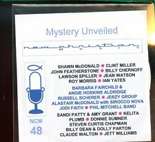 New Christian Music - NCM 48 - Volume 48 - Mystery Unveiled - MINT