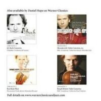 "DANIEL HOPE ""DANIEL HOPE COLLECTION"" 2 CD NEW!"