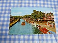 POSTCARD- THE YACHT STATION NORWICH -  USED