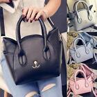 Womens PU Leather Cat Face Wing Shoulder Bag Crossbody Bag Satchel Tote Handbag