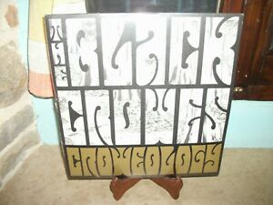 THE BLACK CROWES  CROWEOLOGY  2010 3LP  USA Sealed