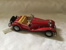 New ListingFranklin mint - 1935 Mercedes-Benz 500K convertible Roadster 1/24 Diecast - Used