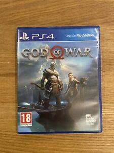 God Of War Game PS4 ( PlayStation 4 ) Game