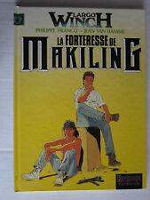 LARGTO WINCH  TOME 7 : La forteresse de Makiling  § EO §   TTBE