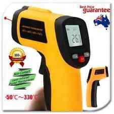 Portable Digital Infrared Thermometer Temperature Laser Gun Meter -50 ~ 330℃ @#