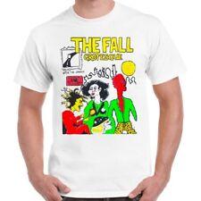 The Fall Grotesque Punk Retro T Shirt 1807