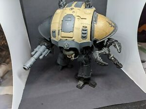 Warhammer Imperial / Chaos Knight Stryx Conversion