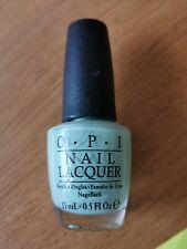 OPI Mint Green Nail Polish Full Size 15ml Brand New 'that's Hula-larious'