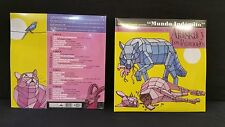 "Alaska Y Los Pegamoides ‎– "" Mundo Indomito "" 2 X LP MINT & SEALED  LIMITED"