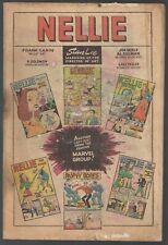 NELLIE THE NURSE #7 MARVEL 1947 GOOD GIRL HUMOR + GEORGIE & RUFFY ROPES CVRLESS