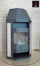 Poêle à bois coin modèle cheminée brûleur Foyer Céramique doublure perle a eu