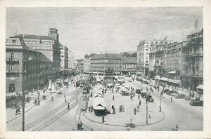 Zagreb Trg Bana Jelacica Innenstadt ngl 113.455
