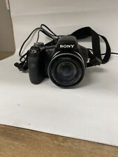SONY Cyber-shot DSC-HX1 9.1MP Digital Camera - Black