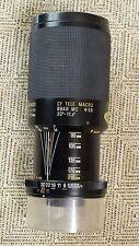 Tamron 80-210 f/3.8-4.0 Macro-Zoom, Full Frame, Universal DSLR/SLR Adaptall Mt.