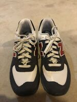 New Balance 574 Core Classic ML574ESC Retro Chili Running Shoes Men's 11.5 NEW!
