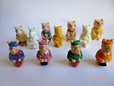 Wade  Various Lord Lady & Master Pig Whimsies