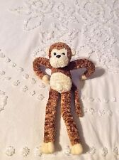 Goffa Int'l Corp. Plush Brown Monkey 12 Inches Tall