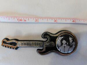 Beatles promo Guitar Pin 1964 B10