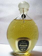 GUERLAIN Paris CHAMADE Eau de Toilette 250 ml sealed FACTICE DUMMY VINTAGE!!!