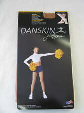 NEW UltraShimmery Girls Danskin Footed Tights Style 331 WHITE Size Large (12-14)