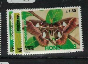 Honduras Butterfly SC C809-11 MNH (8efn)