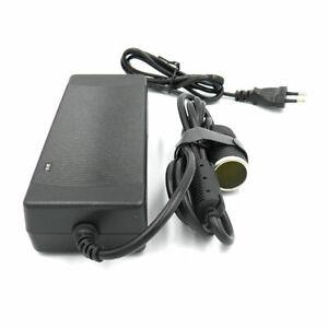 Alimentation chargeur 12V 10A sortie allume-cigare (Transformateur adaptateur se