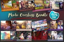 Mega pack photoshop overlays.