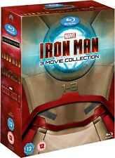 Iron Man 1-3 (Blu-ray) *BRAND NEW*