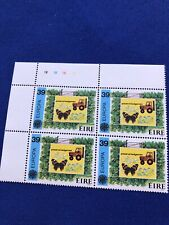 Ireland Stamps,1 Plate Block/4,1986,MNH,Scott 659, Cat Val:$100US,Pr:24US(2177)