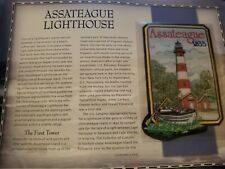 New ListingWillabee & Ward Assateague Lighthouse patch collection Great american