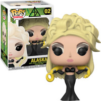 ALASKA Drag Queen Funko Pop Vinyl NEW in Mint Box + Protector