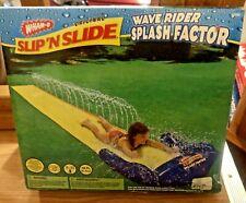 Wham-O Slip'N Slide Wave Rider Splash Factor 18 ft. Summer Fun