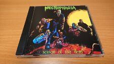 Necrophagia - Season Of The Dead(1987)CD