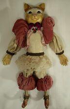 Wayne Kleski Katherine's Collection Victorian Juliet Female Cat Doll